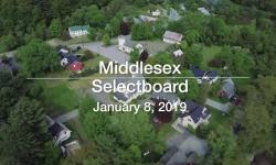Middlesex Selectbaord - January 8, 2019