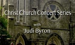 Christ Church Concert Series - Judi Bryon