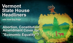 """State House Headliners: Abortion, Constitution Amendment Cover for """"Economic Equality""""?"""