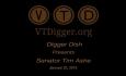 VT Digger Presents Digger Dish - Senator Tim Ashe