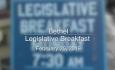 Legislative Breakfast in Bethel - February 25, 2019 - Windor Representatives and Senators