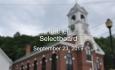 Bethel Selectboard - September 23, 2019