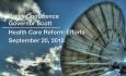 Press Conference - Health Care Reform Efforts 9/20/18