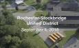 Rochester-Stockbridge Unified District - September 4, 2018