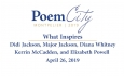 Poem City - What Inspires