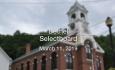 Bethel Selectboard - March 11, 2019