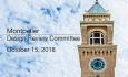 Montpelier Design Review Committee - October 15, 2018