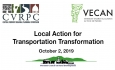 Central Vermont Regional Planning Commission - Local Action for Transportation Transformation