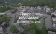 Randolph Selectboard - December 13, 2018