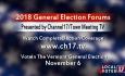 General Election Forum - Governor