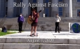 Ad Hoc Productions - Rally Against Fascism @ VT Statehouse