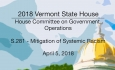 Vermont State House: S.281 - Systemic Racism Mitigation 4/5/18