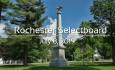 Rochester Selectboard - July 8, 2019