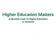 Higher Education Matters - Tom Cheney
