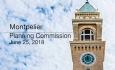 Montpelier Planning Commission - June 25, 2018