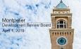 Montpelier Development Review Board - April 1, 2019