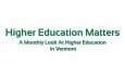 Higher Education Matters - Colonel Gregory Knight