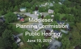 Middlesex Planning Commission - Public Hearing 6/19/19