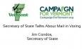 Vote for Vermont: Jim Condos
