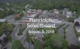 Randolph Selectboard - August 8, 2019