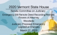 Vermont State House - Remote Deeds/Powers of Attorney, Woodside, Emergency Leg. Changes 3/27/20