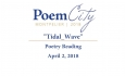 "Poem City - ""Tidal Wave"""