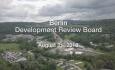 Berlin Development Review Board - August 21, 2018