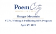 Poem City - Hunger Mountain