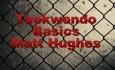 Octagon St. Laveau - Taekwondo Basics Matt Hughes