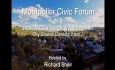 Montpelier Civic Forum - Jack McCullough and Ashley Hill, City Council Districts 2 & 3