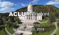 ACLU Vermont - Annual Meeting 9/22/18