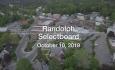 Randolph Selectboard - October 10, 2019