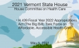 Vermont State House - H.439: Task Force on Affordable, Accessible Health Care 5/5/2021