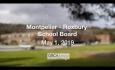 Montpelier - Roxbury School Board - May 1, 2019