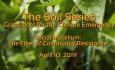 The Soil Series - Social Mycelium: The Fiber of Community Resistance 4/10/19