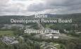 Berlin Development Review Board - September 18, 2018