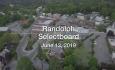 Randolph Selectboard - June 13, 2019