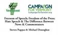 Vote for Vermont: Freedom Speech & Freedom of Press