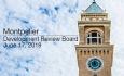 Montpelier Development Review Board - June 17, 2019