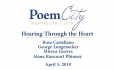 Poem City - Hearing Through the Heart