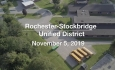 Rochester-Stockbridge Unified District - November 5, 2019