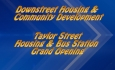 Abled and On Air: Down Street Housing, Taylor Street Housing & Bus Station Grand Opening