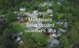 Middlesex Selectboard - December 3, 2019