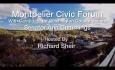 Montpelier Civic Forum - Ann Cummings, Candidate for Washington County Senate