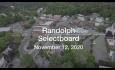 Randolph Selectboard - November 12, 2020