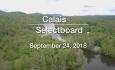 Calais Selectboard - September 24, 2018