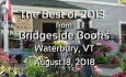 Extempo - Bridgeside Books - 8/18/18