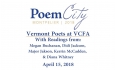 Poem City - Vermont Poets at VCFA