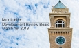 Montpelier Development Review Board - March 19, 2018