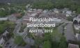 Randolph Selectboard - April 11, 2019